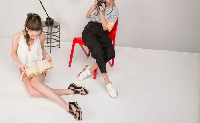 Ventes d'accessoires de mode, habillements et articles de mode Ana Lublin