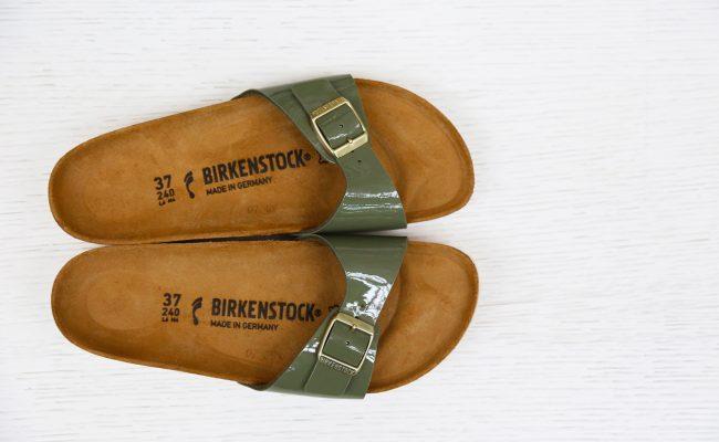 Belles sandales Birkenstock pas cher  pour vos excurtion estivale en vente sur Top Belles Affaires