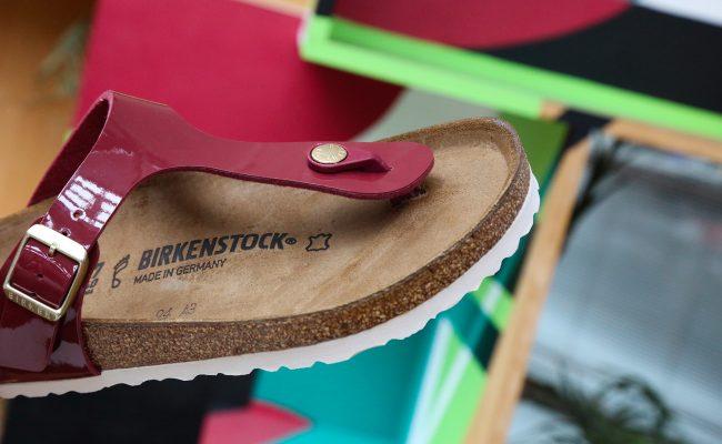 Belles sandales Birkenstock pour tous les styles.